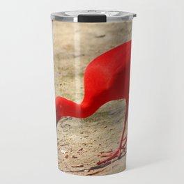 Scarlet Ibis Travel Mug