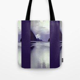 River View Wall Art Tote Bag