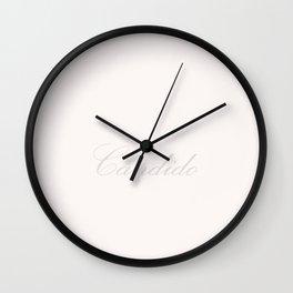 Candido Wall Clock