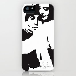 Silsila iPhone Case