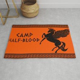 Camp Half-Blood Rug