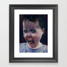 Leila Framed Art Print