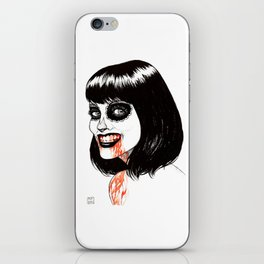 Hungry iPhone Skin