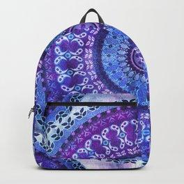 Hydrangea Mandala Backpack