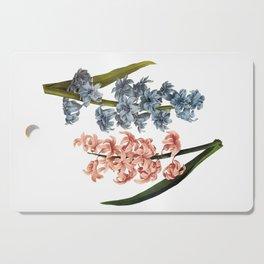 Hyacinths Cutting Board
