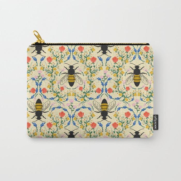 Bee Garden - Cream Tasche
