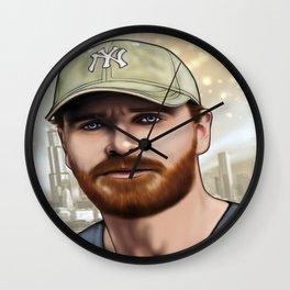 Fassbender Wall Clock