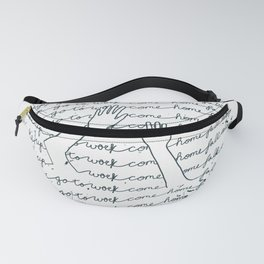 The Daily Drown Fanny Pack
