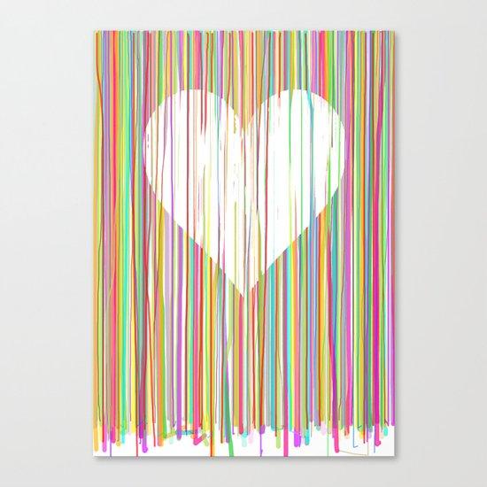 Heart. Valentines day gift. Valentine. Love. Romance. Feb 14th. Canvas Print