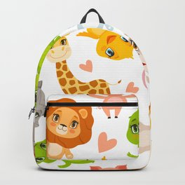 cute baby animals Backpack