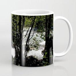 Where Fall Creek Cascades into Vallecito Creek Coffee Mug