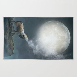 The Light of Starry Dreams Rug