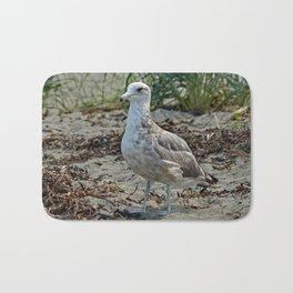 Jetty Island Gull Bath Mat