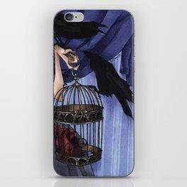 Crows On Heartstrings Promo iPhone Skin