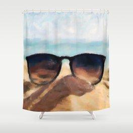 OG Kush Shower Curtain