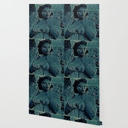 Digital Curving Wallpaper