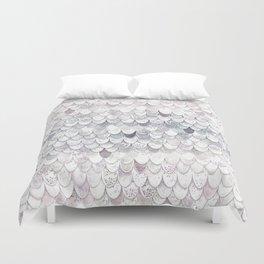 MAGIC MERMAID WHITE Duvet Cover
