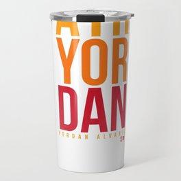 Officially Licensed Premium Yordan Alvarez Shirt -Air Yordan Travel Mug