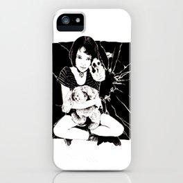 The professional - Mathilda iPhone Case
