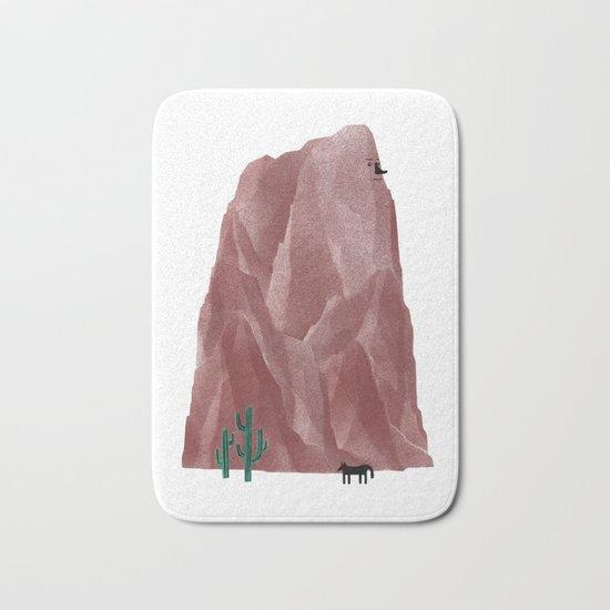 The Living Rock Bath Mat