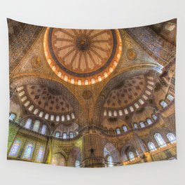 The Blue Mosque Istanbul Wall Tapestry