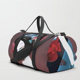 Geisha la blanche Duffle Bag