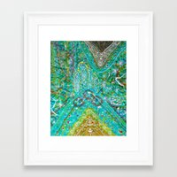 guardians Framed Art Prints featuring Guardians by Brian Lucas