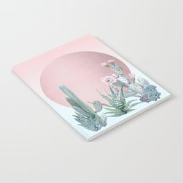 Desert Sunset by Nature Magick Notebook