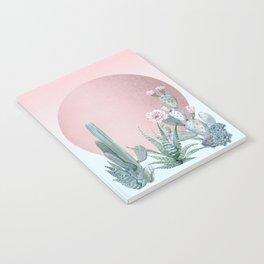 Desert Sunset by Nature Magick Notebook