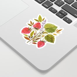 Early Summer Strawberries Are The Sweetest Sticker