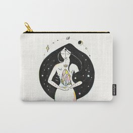 Trust your Instincts Carry-All Pouch