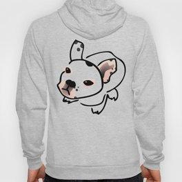 French Bulldog Pup Drawing Hoody