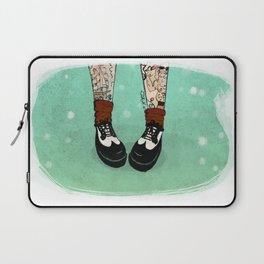 Winter Rock Laptop Sleeve