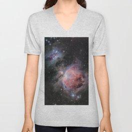 Orion Nebula #2 Unisex V-Neck