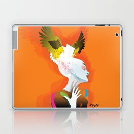 Donatella Laptop & iPad Skin