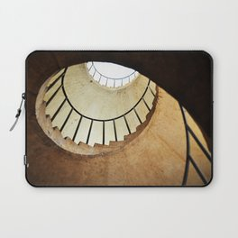 Spiral Staircase Laptop Sleeve