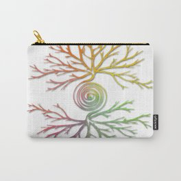 Tree of Life in Balance Carry-All Pouch