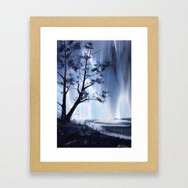 Cleanse Framed Art Print