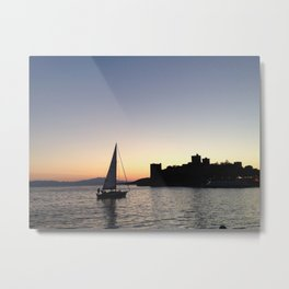 Aegean Sea Metal Print