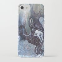 cocaine iPhone & iPod Cases featuring She Said It Was Just Cocaine by Jess & Keegan