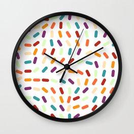 Jellybeans Wall Clock