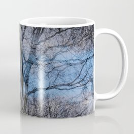 Abstract tress Coffee Mug