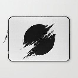 The Sun Is Black Laptop Sleeve