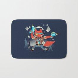 Bounty Hunter Space Cat Killa Bath Mat