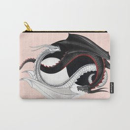 Dragon Yin Yang Carry-All Pouch