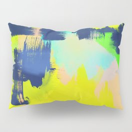 Yellow and More Pillow Sham