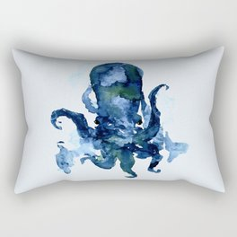 Oceanic Octo Rectangular Pillow