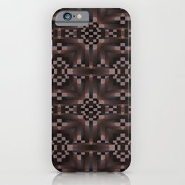 Indian Blanket Coffee iPhone Case