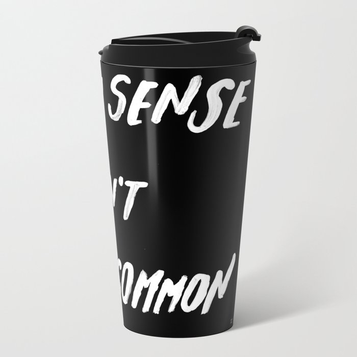 COMMON Metal Travel Mug