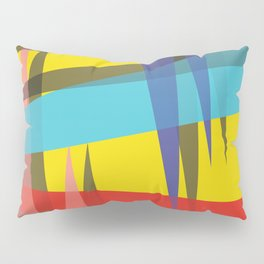 Ambient 19 yellow Pillow Sham